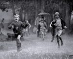 В Приморье пришли дожди