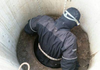 Водолазы обследовали водозабор в Кавалерово