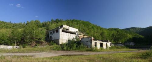 Здание фабрики