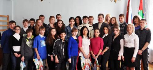 День молодежи в Кавалерово