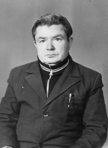 Носков Николай Александрович - мастер распиловочного цеха